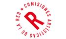 Logo Comisiones artísticas de la red