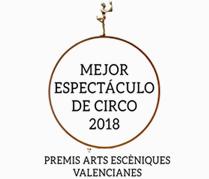 Logo Premis Art esceniques valencianes