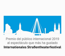 Logo Strassen Theather festival