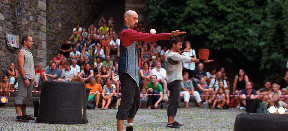 Espectacle Potted La Trócola Circ